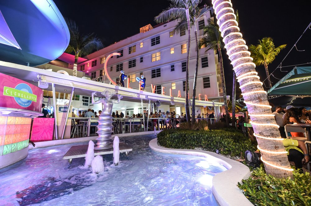 Clevelander South Beach Hotel and Bar