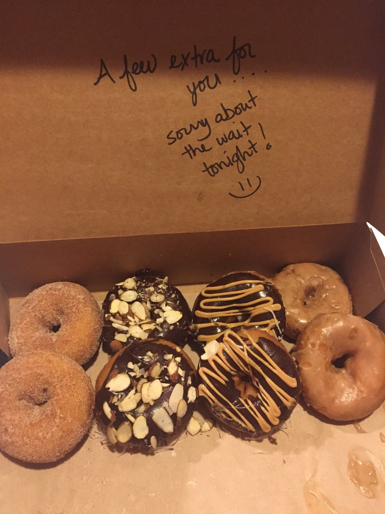Social Spots from Benny's Donuts