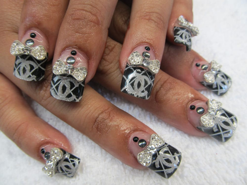 Chanel Nail Design Yelp