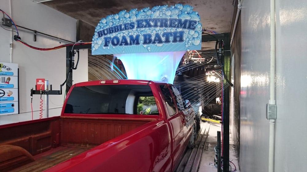 Bubbles Car Wash Richmond