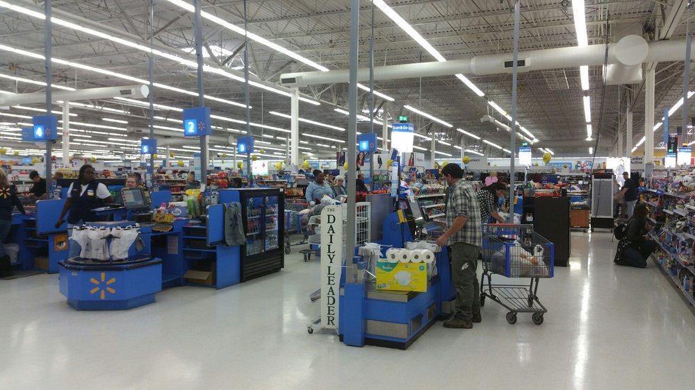 Walmart Supercenter: 960 Brookway Blvd, Brookhaven, MS
