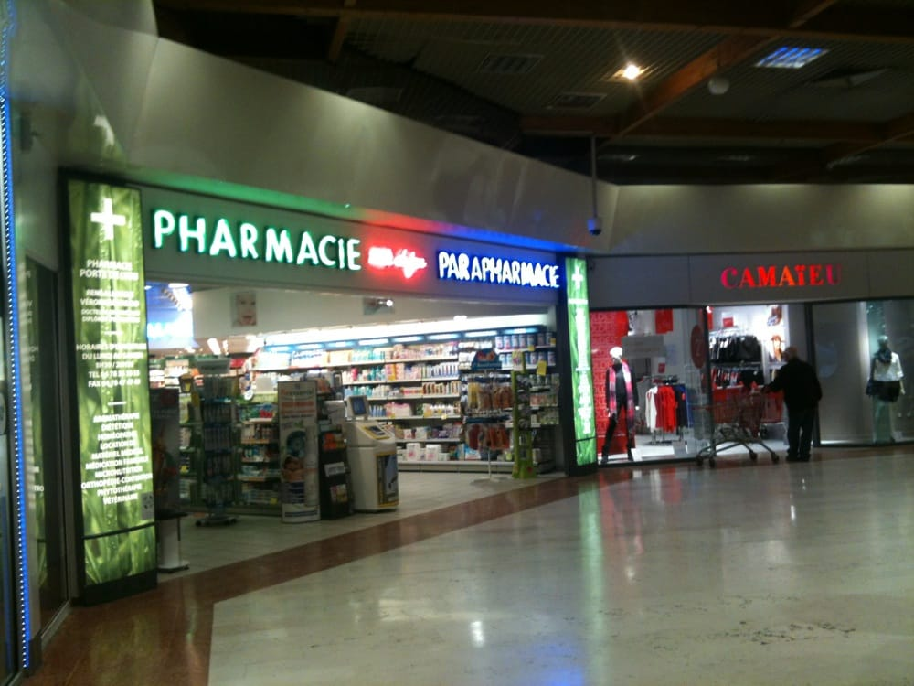 Pharmacie porte de lyon pharmacies porte lyon - Auchan porte de lyon ...