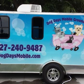 Mobile Dog Grooming Charlottesville