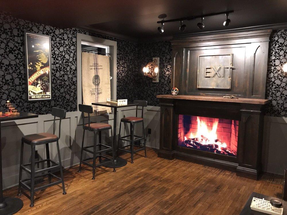 Exit Room: 125 S May St, Hinckley, IL