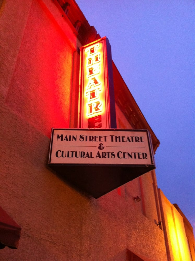 Main Street Theatre & Cultural Arts Center: 152 N Main St, Dawson, GA