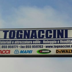 tognaccini - bauunternehmen - via brodolini 33, figline valdarno