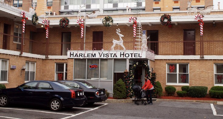 Harlem Vista Hotel New York Ny