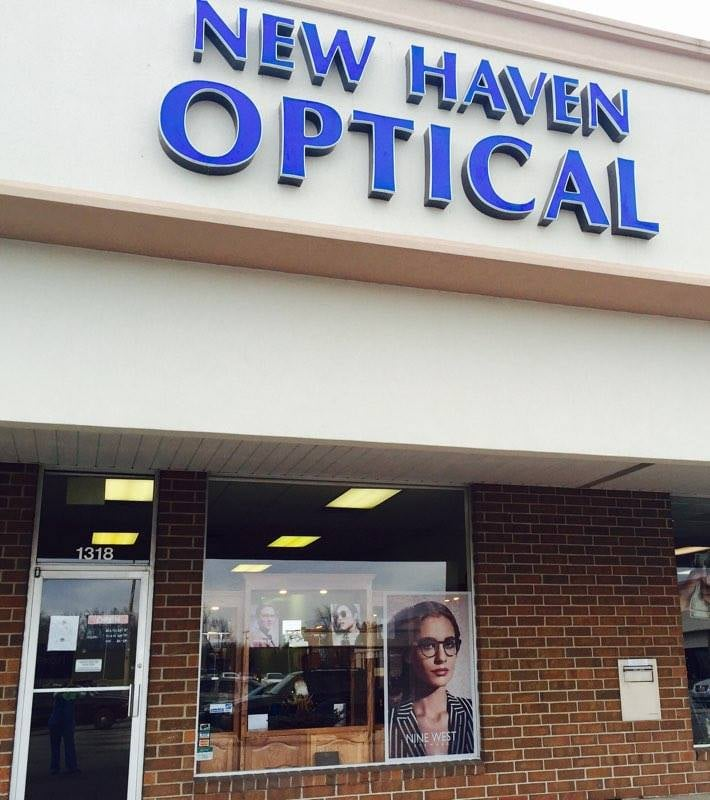 New Haven Optical: 1318 Minnich Rd, New Haven, IN