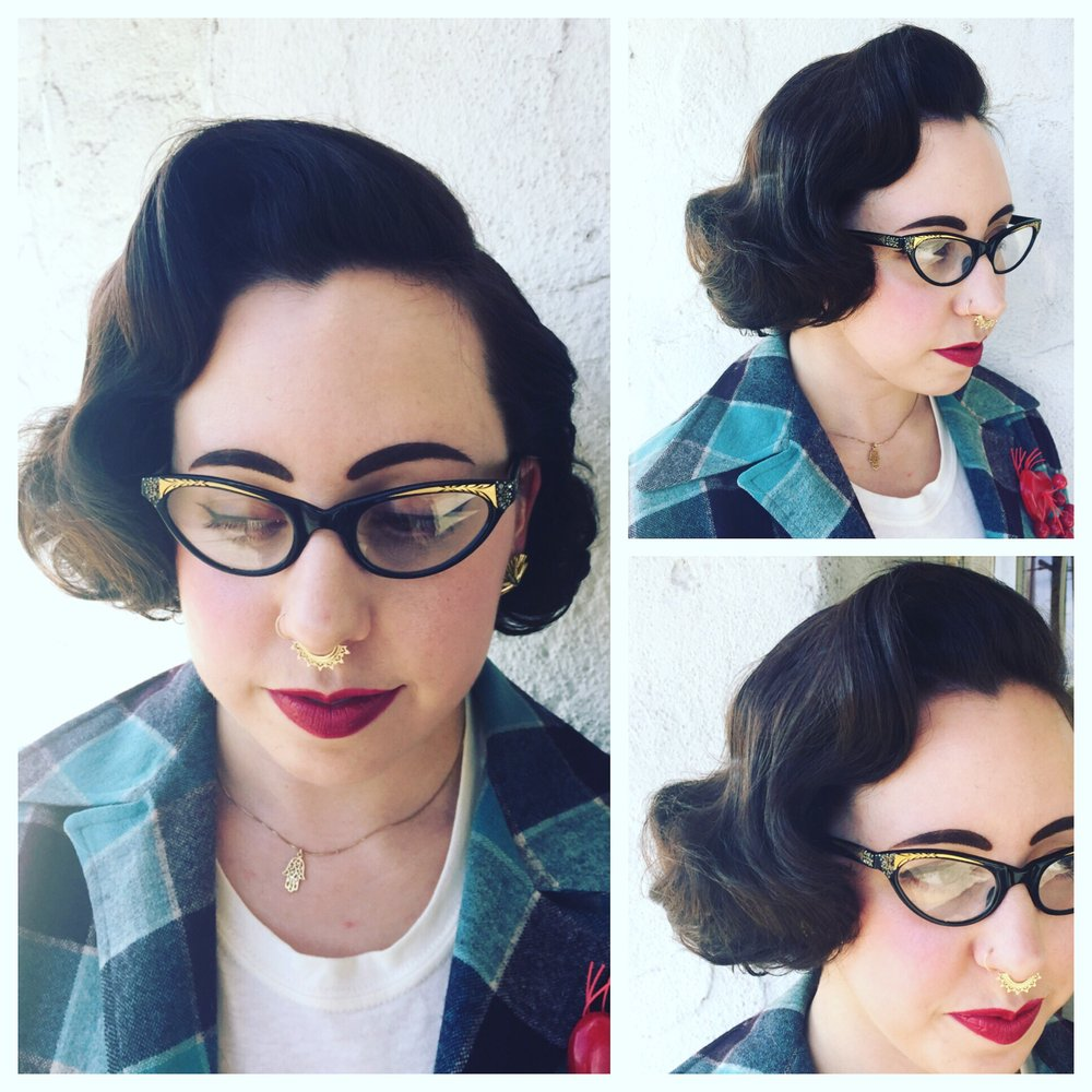 1950s Middy Haircut And Retro Set Yelp