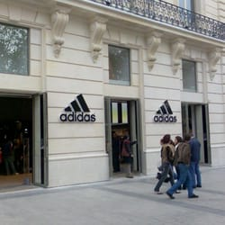 Adidas France Rue De Rivoli Paris