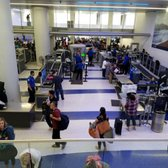 'Photo of Los Angeles International Airport - LAX - Los Angeles, CA, United States. Check out how much people1_b@b_1the TSA Lines............' from the web at 'https://s3-media4.fl.yelpcdn.com/bphoto/lyZsbiDQTdlJA81wte008w/168s.jpg'