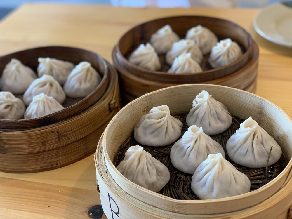 Food from Soup Dumplings STL