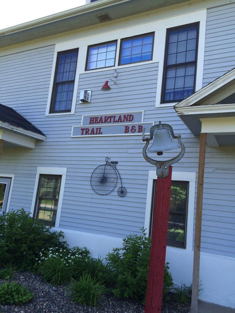 Heartland Trail B & B: 20220 Friar Rd, Park Rapids, MN