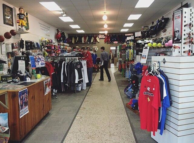 Jacks Team Sports: 179 S Main St, Fond du Lac, WI