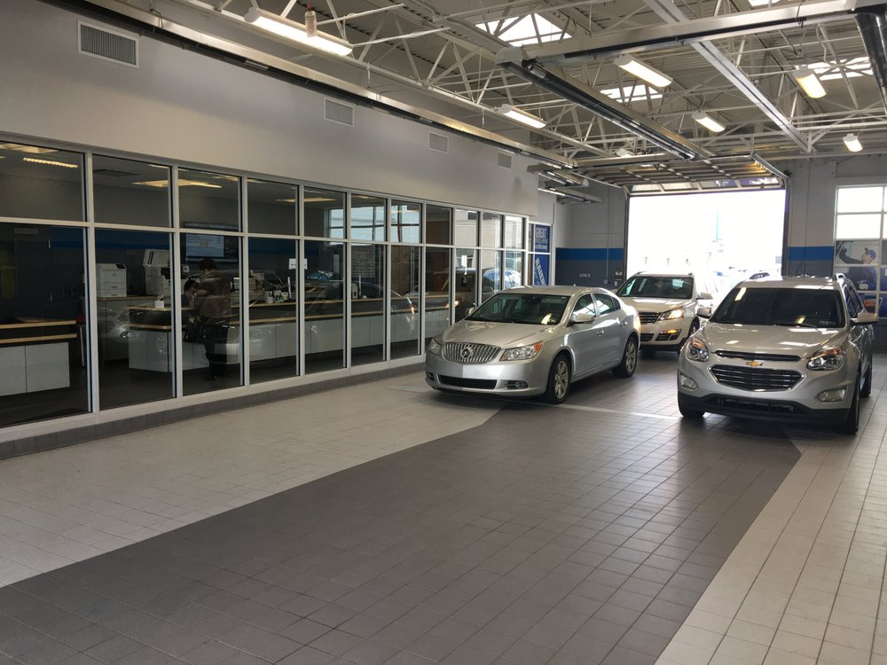 Baierl Chevrolet Service Request A Quote Auto Repair