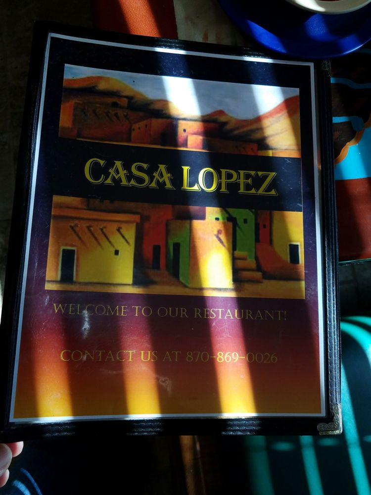 Casa Lopez: 313 W 3rd St., Imboden, AR
