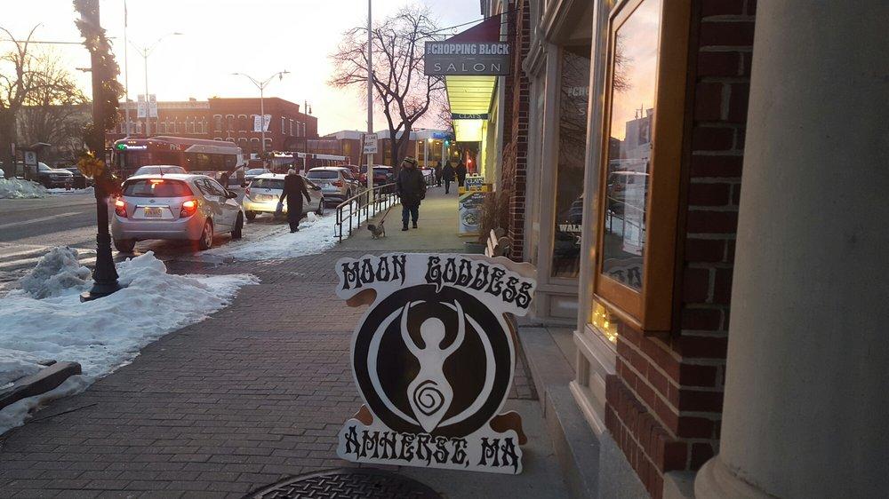 Moon Goddess: 44 Main St, Amherst, MA