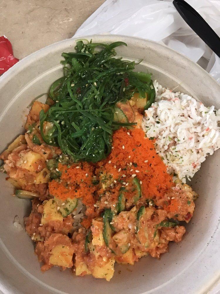 Spicy Tuna Shrimp And Tamago Yelp