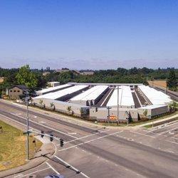 Photo of Coburg Road Storage - Eugene OR United States. Aerial view - & Coburg Road Storage - Self Storage - 3700 Coburg Rd Eugene OR ...