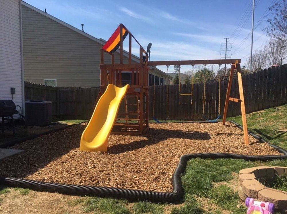 Carter Lawn Care: Peachland, NC
