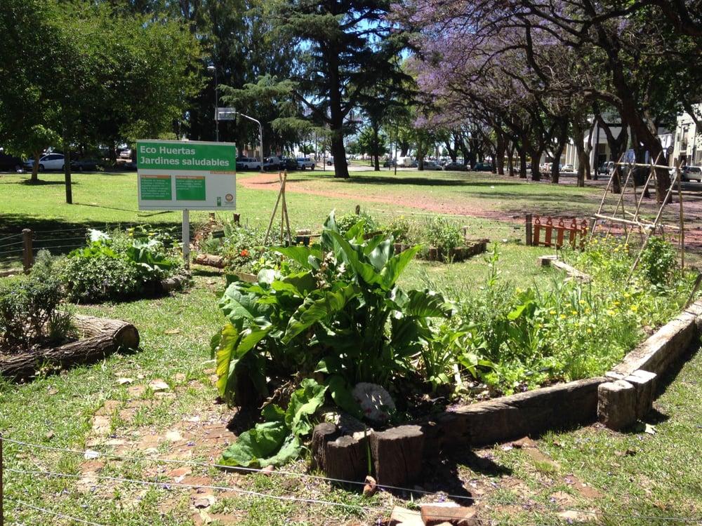 Eco huertas jardines saludables viveros y jardiner a for Viveros en rosario