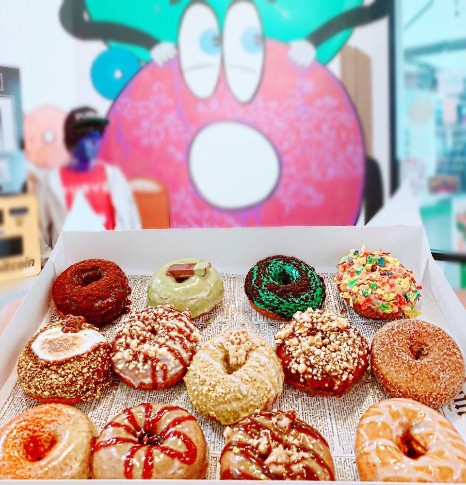 Social Spots from PURVÉ Donut Stop