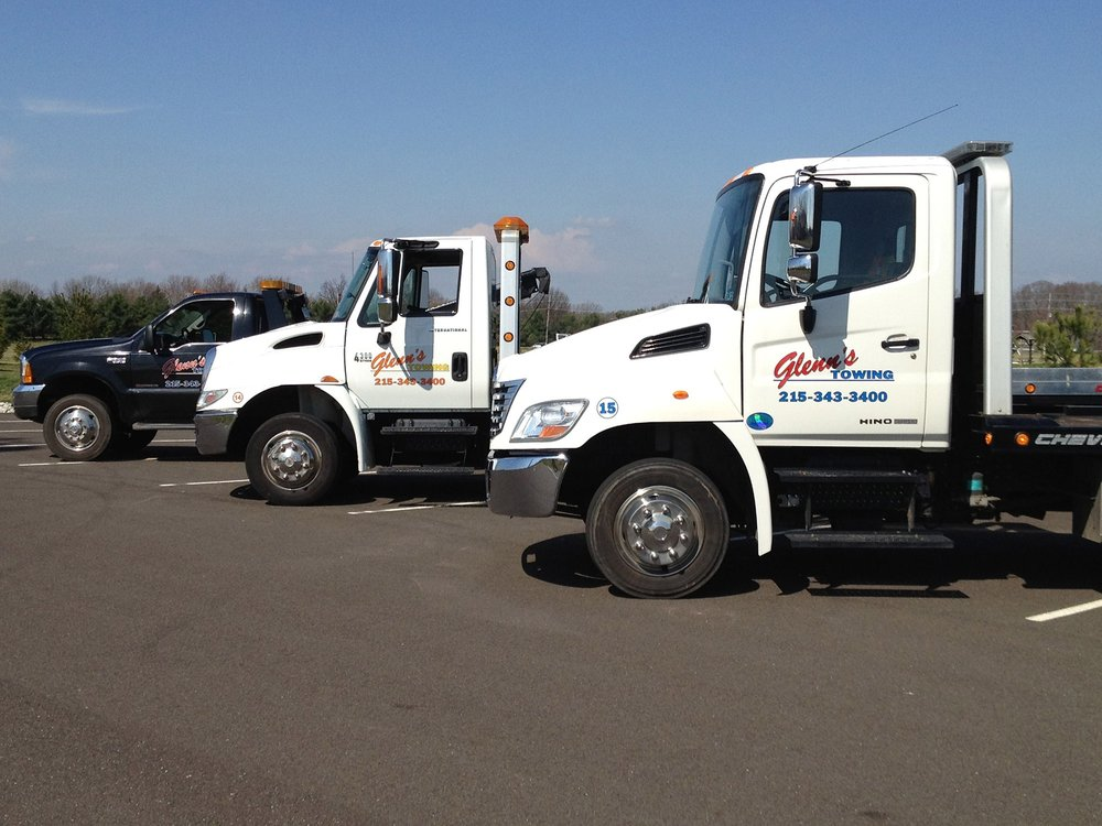 Towing business in Warminster, PA