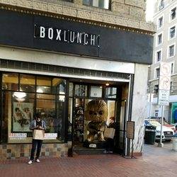 BoxLunch - CLOSED - 69 Powell St , Union Square, San Francisco, CA