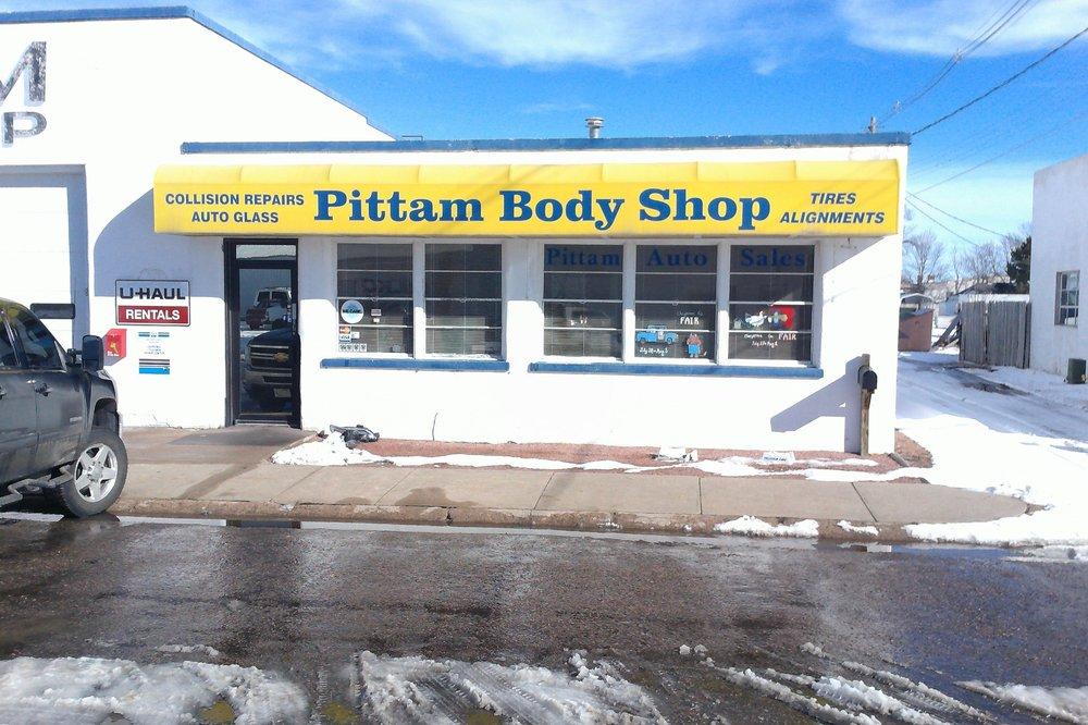 Pittam Body Shop: 819 18th Ave, Sidney, NE