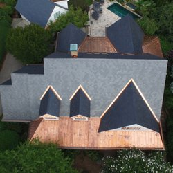 Photo Of Baker Roofing Company   Fletcher NC United States. Residential  Slate Roof .