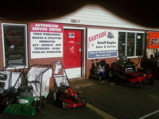Eastside Small Engine Repair 4019 Clifton Glendale Rd Spartanburg