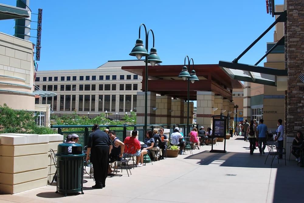 Restaurants Near Gateway Salt Lake City