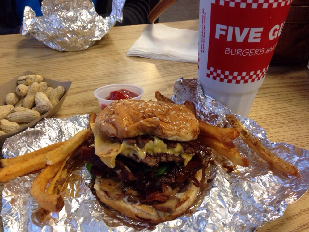 Five Guys Burgers Fort Walton Beach Fl