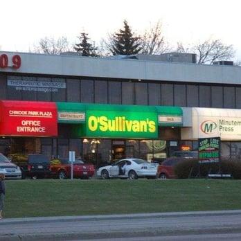 O Sullivan S Restaurant Bar Calgary
