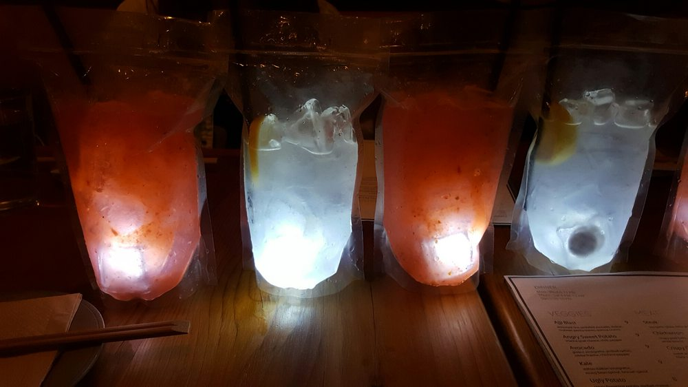 Thursday Kitchen adult capri sun drinks - yelp