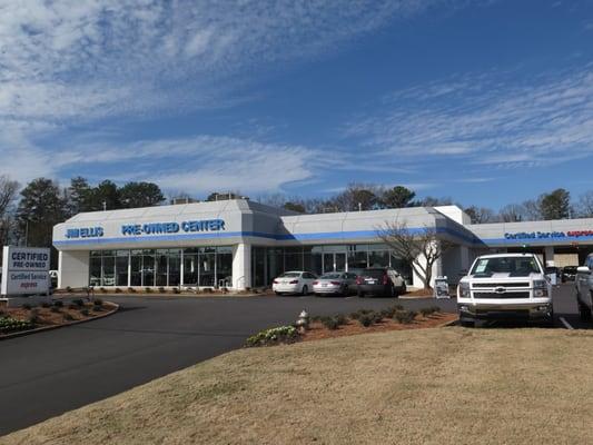 Jim Ellis Chevy >> Jim Ellis Chevy Used Cars 5880 Peachtree Blvd Atlanta Ga Auto