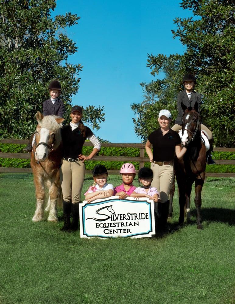 Silver Stride Equestrian Center Horse Boarding Ocala