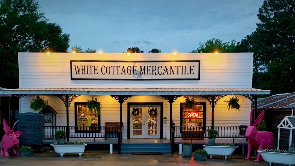 Photo of White Cottage Mercantile: Center, TX