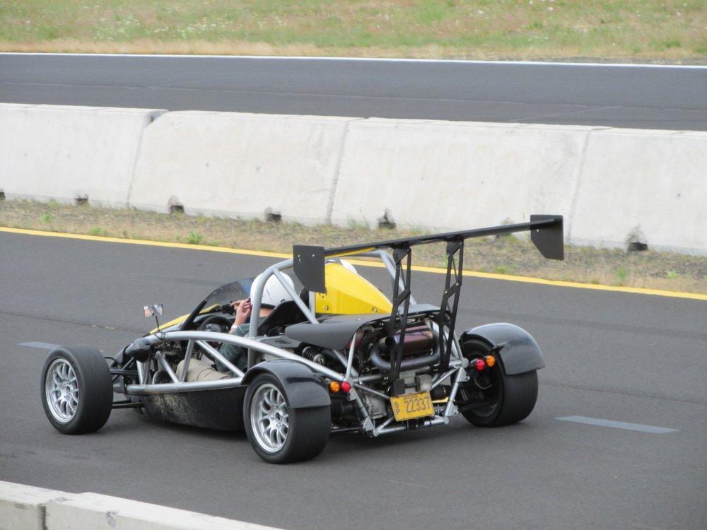 Oregon Raceway Park: 93811 Blagg Ln, Grass Valley, OR