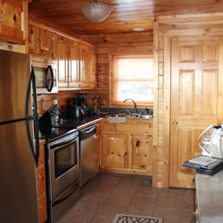 Photo Of Outrageous Cabins   Sevierville, TN, United States. Animal House  Kitchen And ...