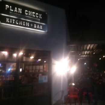 Plan Check Kitchen + Bar - Order Food Online - 2743 Photos & 2253 ...