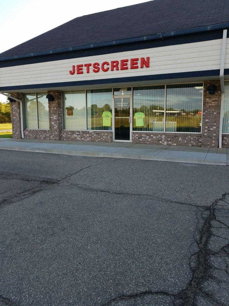 Jetscreen Printing: 14750 Laplaisance Rd, Monroe, MI