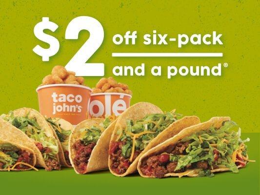 Taco John's: 25727 Durdoc St, Circleville, OH
