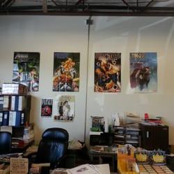 Phantom Of The Attic Hobby Shops 2351 Noblestown Rd