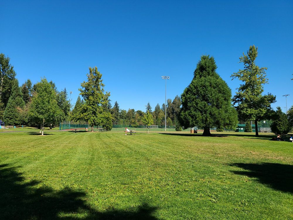 Grass Lawn Park
