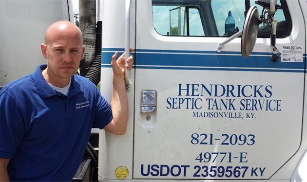 Hendricks Septic Tank Service: 707 Pride Ave, Madisonville, KY