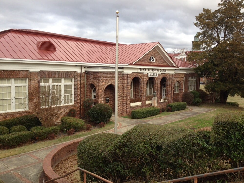 Tuskegee Inst National Historic Site: 1212 W Montgomery Rd, Tuskegee Institute, AL