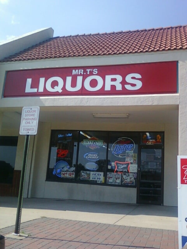 Mr T's Liquors