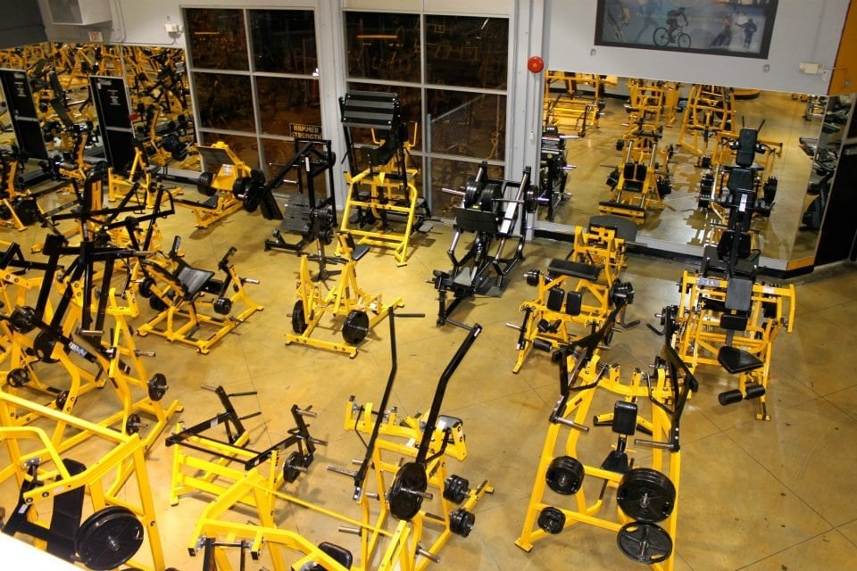 Gold s gym reviews gyms dawson street