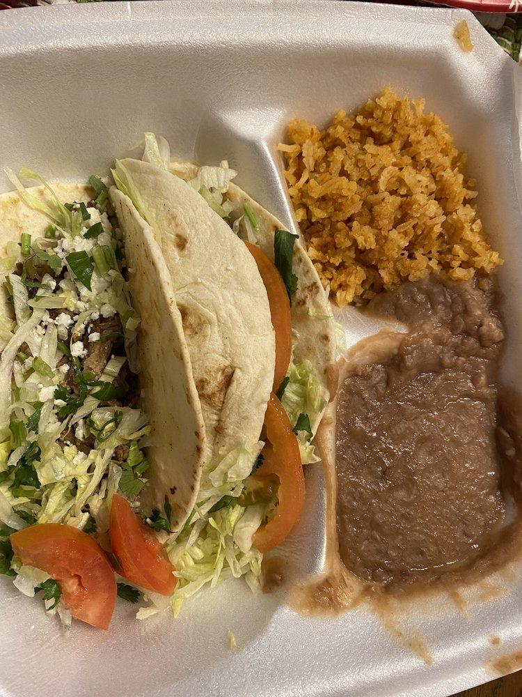 Edgar's Big Taco #2: 216 East Main St, Kilgore, TX